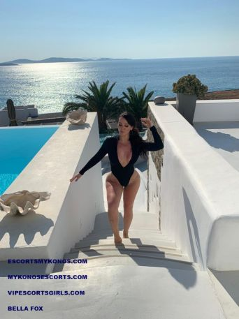 Bella Fox Escortsmykonos agency
