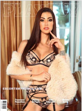 Playboy Palad Escortsmykonos Agency